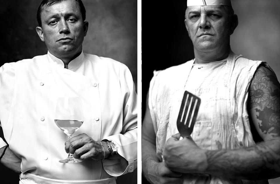Шеф-повар французского ресторана / Повар уличной забегаловки