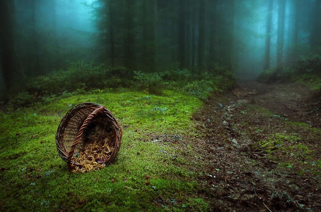 Фотографии загадочные мистические