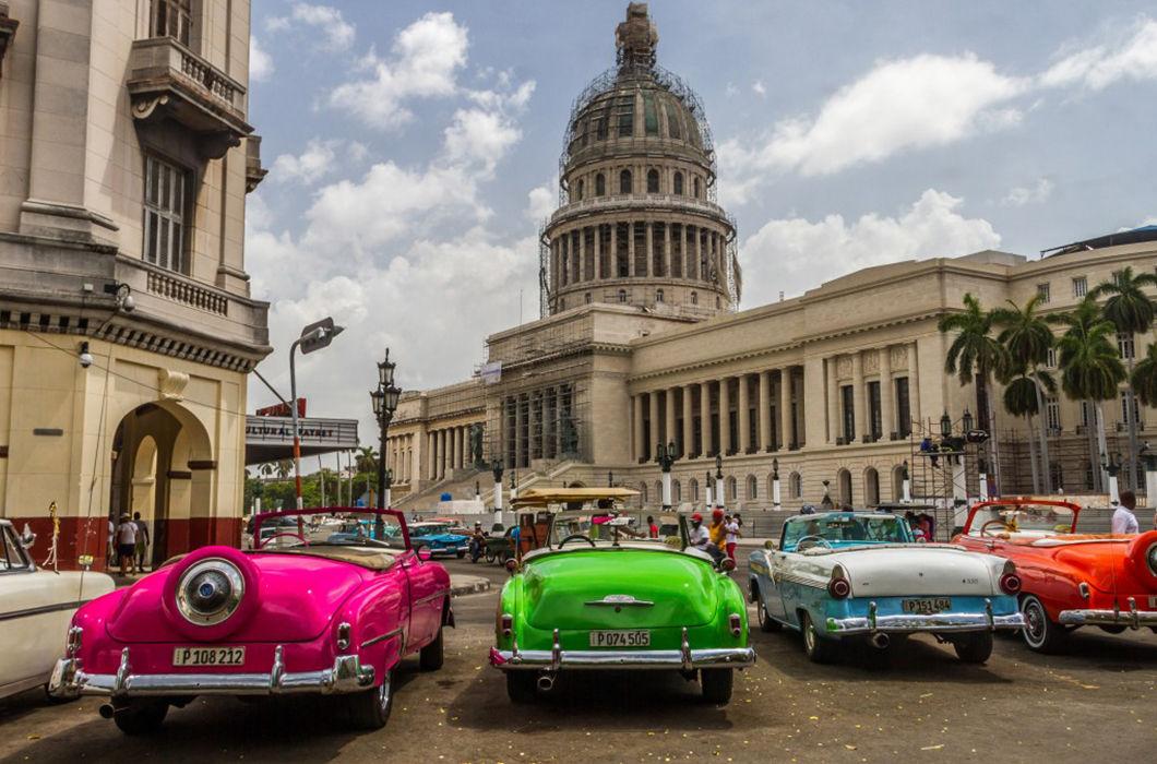 картинка фотография курорта Гавана на Кубе
