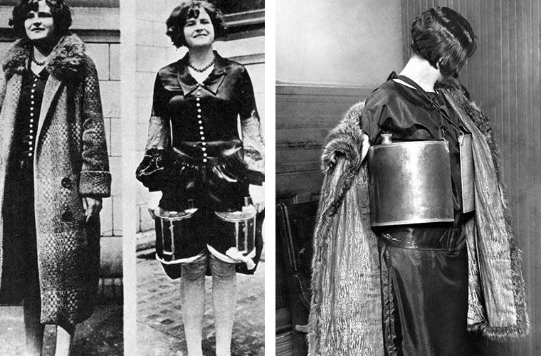 Женщины бутлегеры