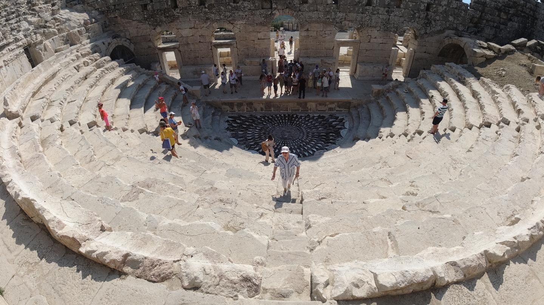 античный город кибира. Турция