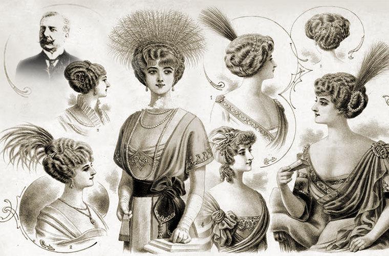 история парикмахерской школы в России