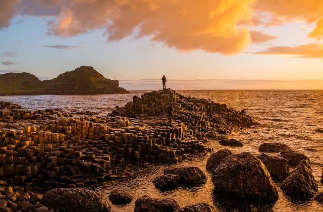Великобритания: Атлантическое побережье Северной Ирландии