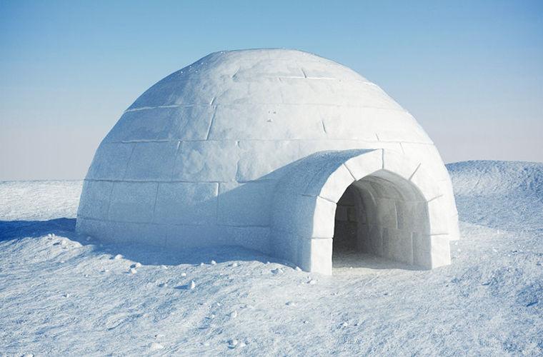 юзага келгани картинки северного полюса с домами будет успех удача