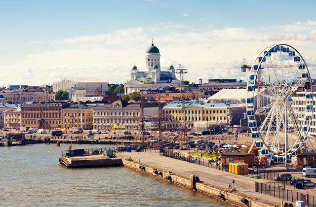 Порт Хельсинки стал самым многолюдным в Европе