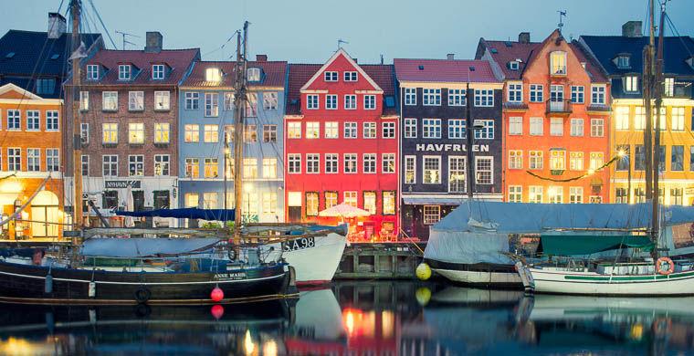Копенгаген, Нью Хавн