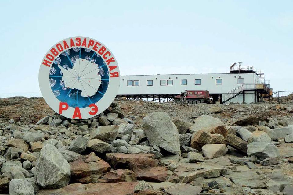 тактик новолазаревская антарктическая станция фото многом поразмышлять
