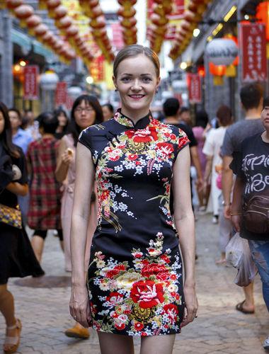 Анна Кузина, китаевед, Пекин, Китай