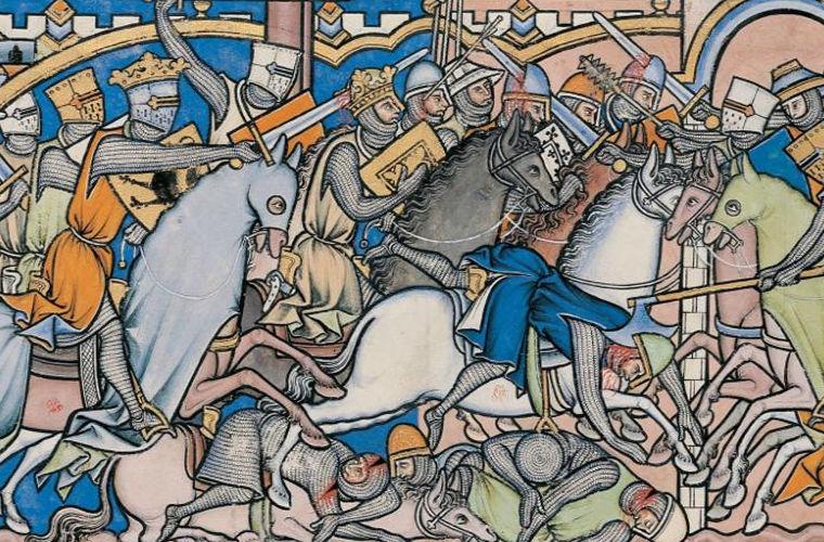 Библия Мациевского, иллюстрация