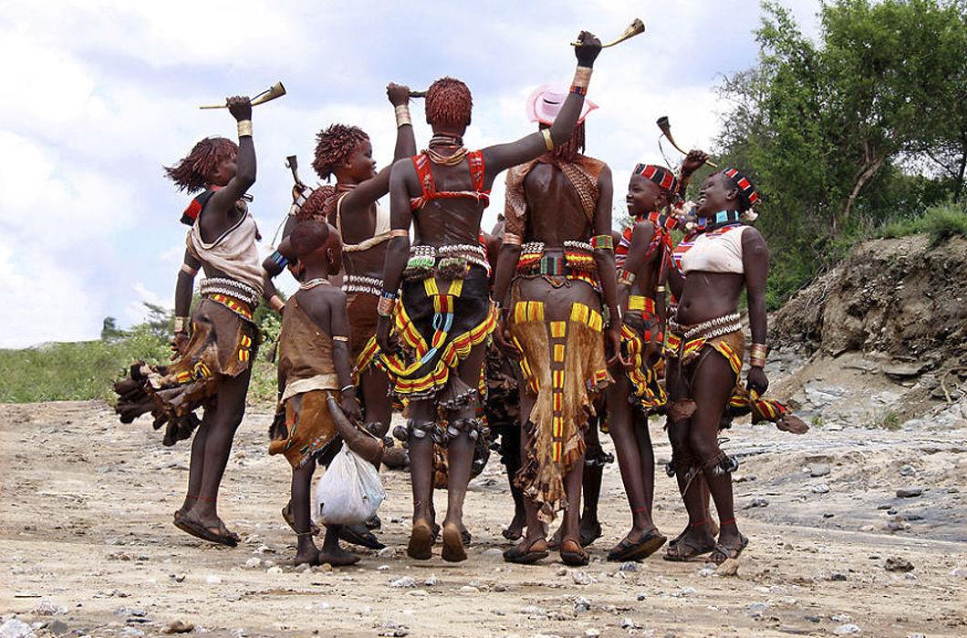 это племя хамер эфиопия фото сожалению, догадалась
