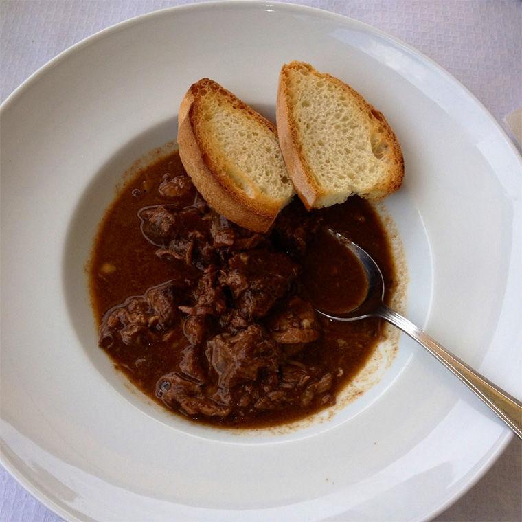 рецепт, пепозо, итальянская кухня, тушеное мясо