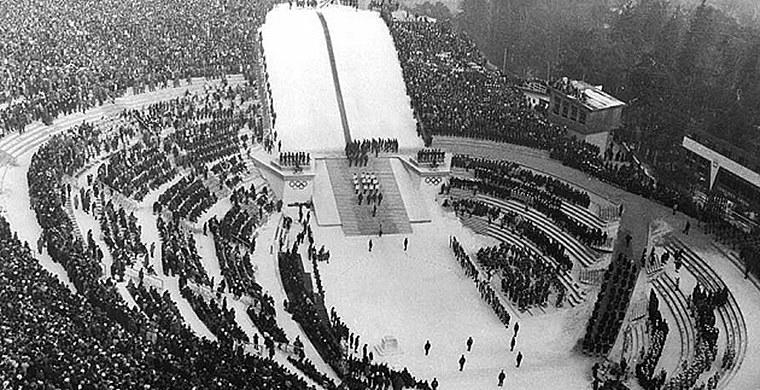 Кортина-д'Ампеццо, стадион, олимпиада 1956