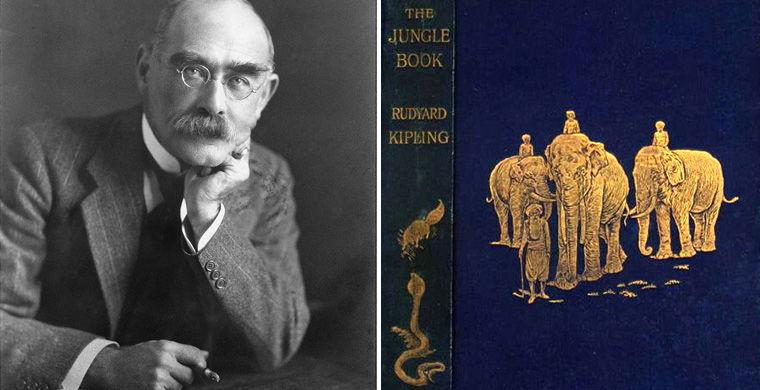 «Книга джунглей» Редьярда Киплинга