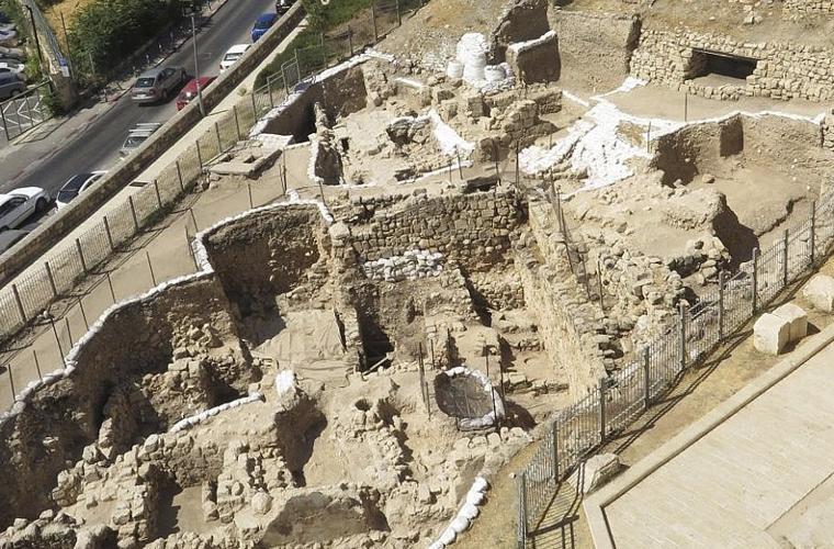 В Иерусалиме нашли следы осады крестоносцев