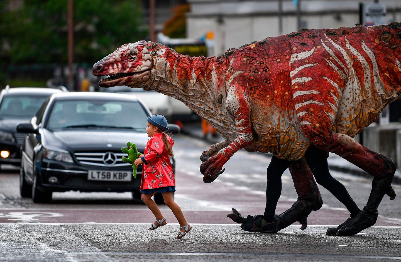 Поздравления, смешные картинки динозавра