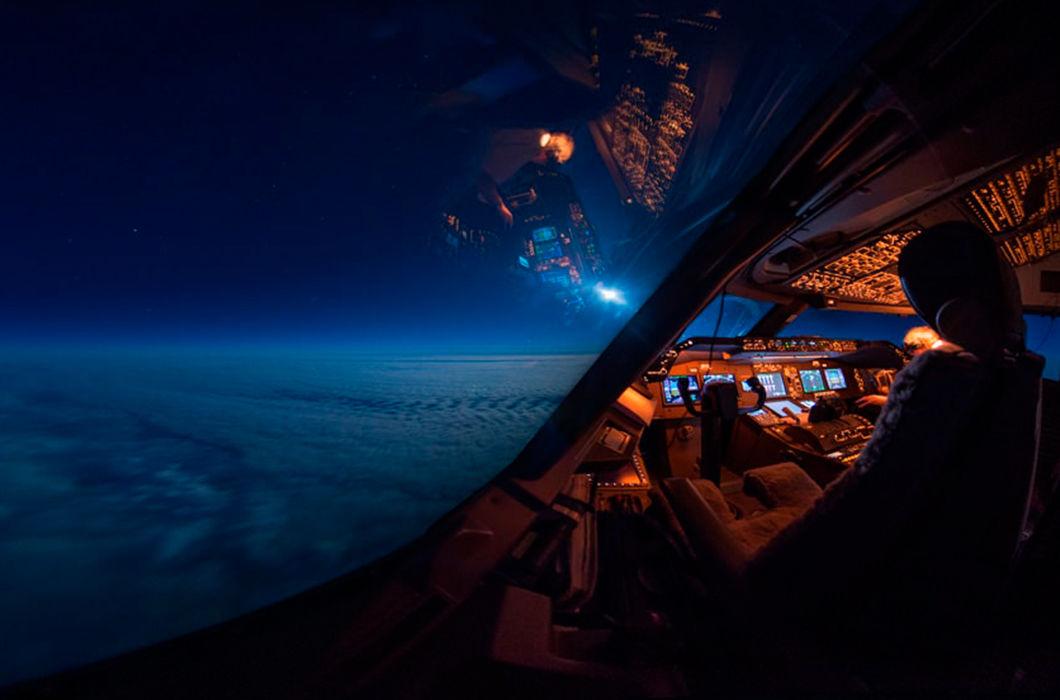 тогда-то обратил фото земли из кабины самолета бокоход, его