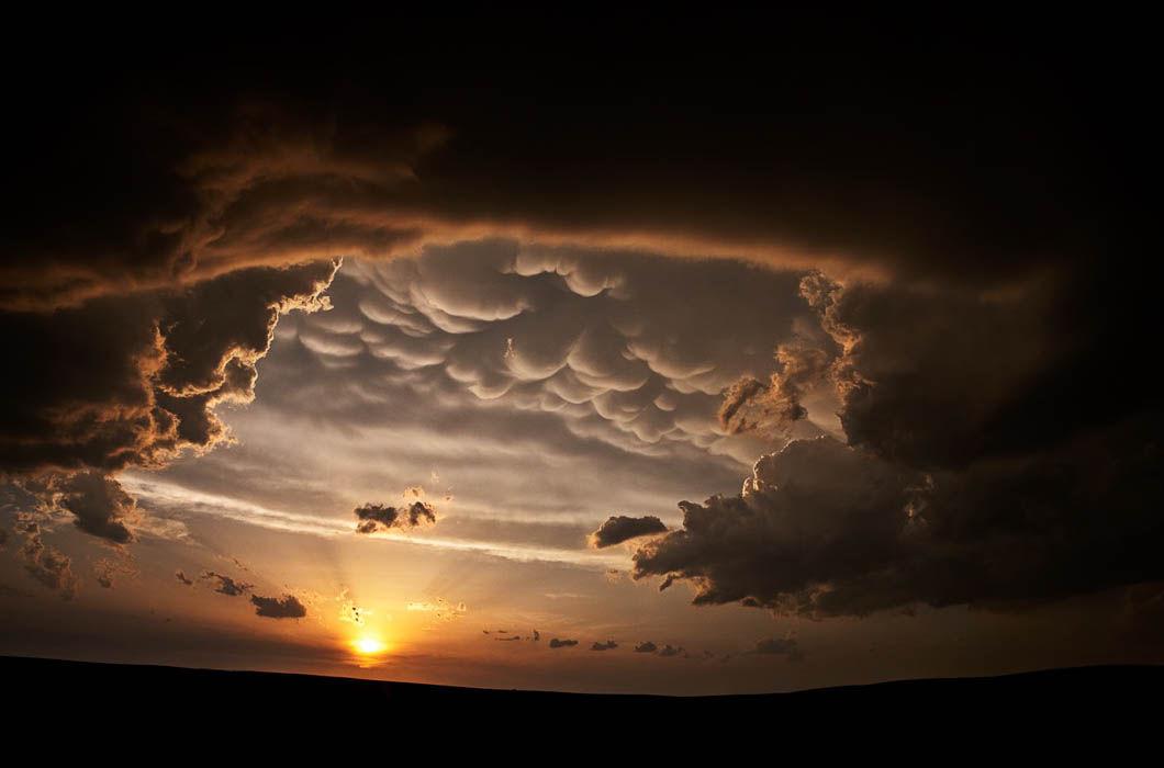 фото грозное небо горячие клавиши