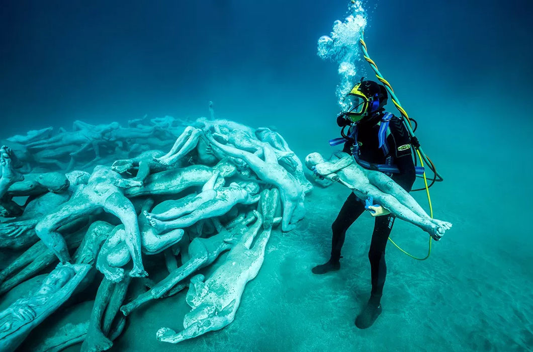 картинки они живут в воде