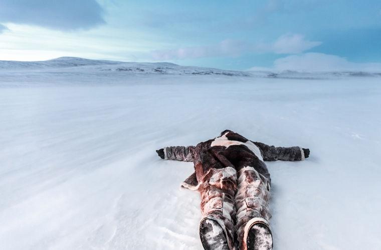 Снежная равнина, Ямал