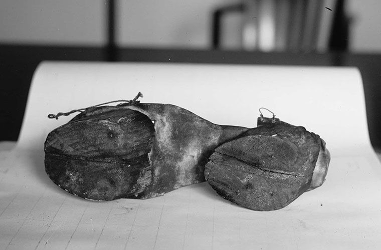ботинки бутлегеров