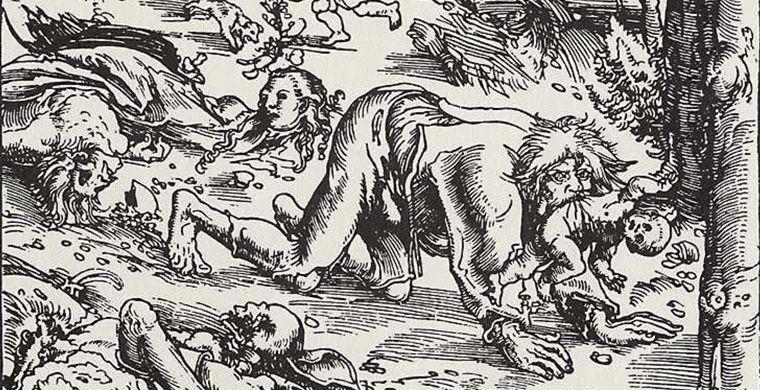 гравюра Лукаса Кранаха Старшего
