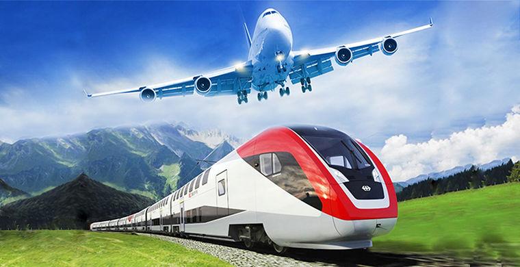 картинки поезда самолета автобуса