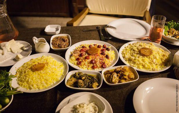 Азербайджан: про еду