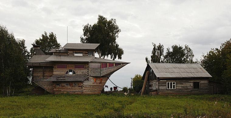 48 карточек в коллекции «Известные здания России на архитектурной ... | 390x760