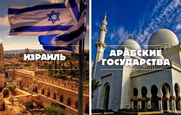 Израиль — арабские государства