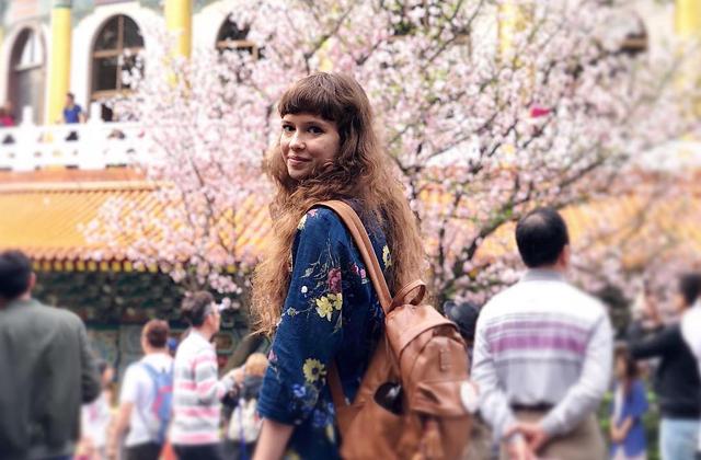тайвань по русски Ольга Макарова