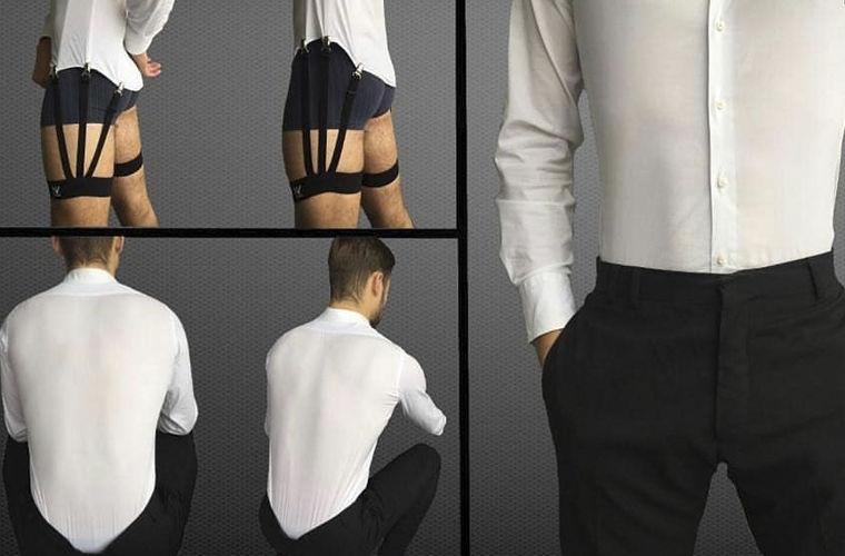 подтяжки для рубашек