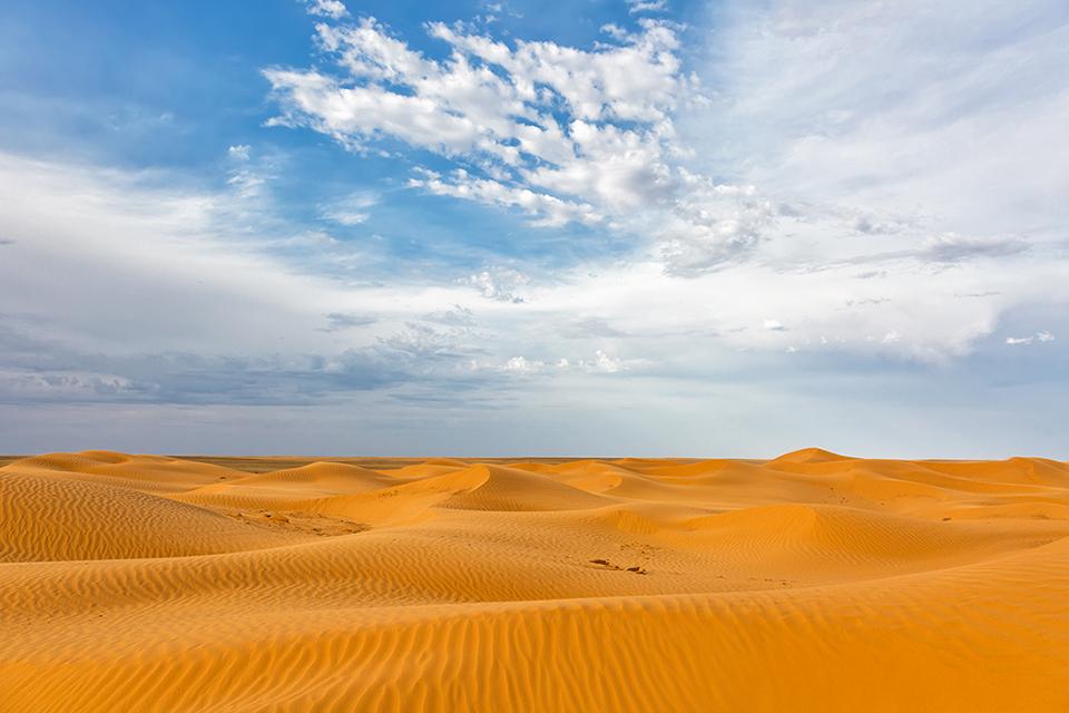 бархан поющие пески Меклетинский заказник