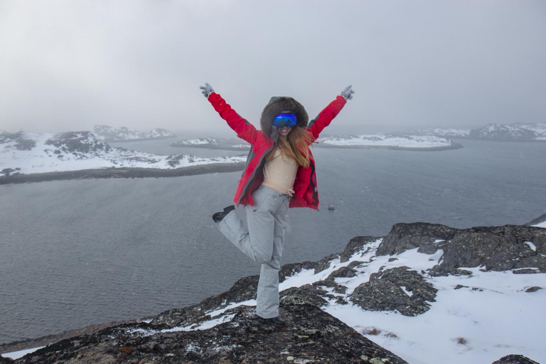 Впереди только Северный полюс!