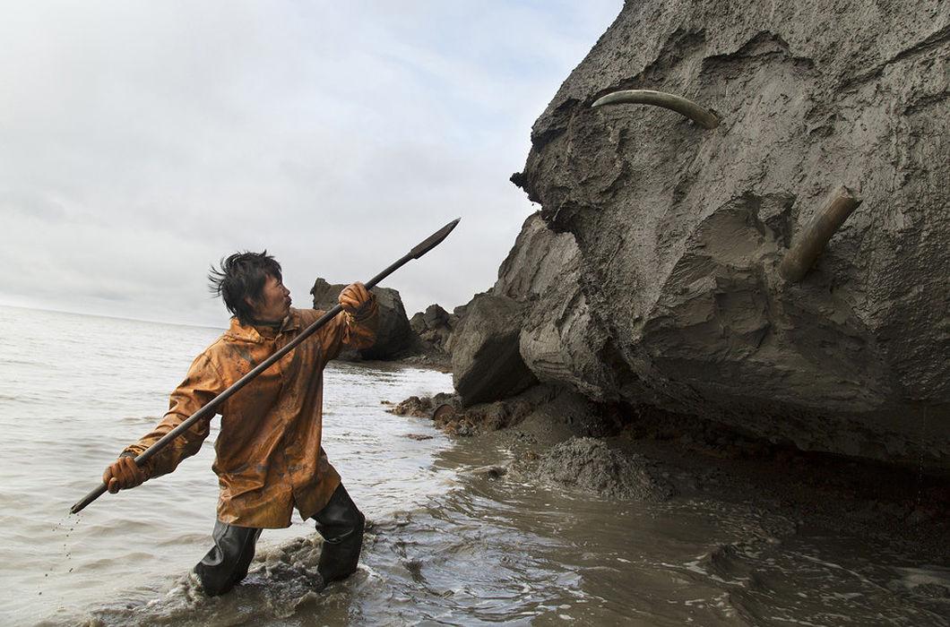 азиатском искатели мамонтов в якутии фото июле августе