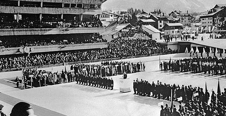 Олимпийская сборная СССР 1956