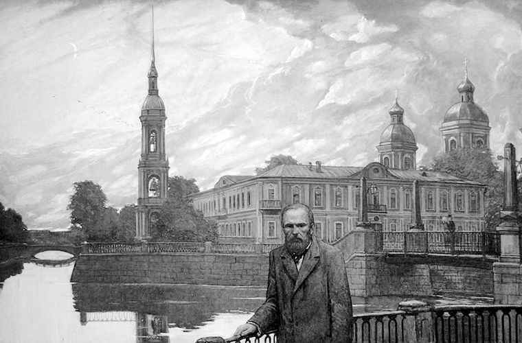 Достоевский в Санкт-Петербурге